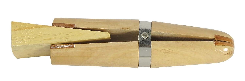 SE JT144RC 6 Wooden Ring Clamp Sona Enterprises