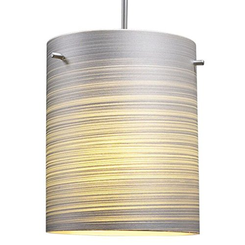 Bruck Lighting 110870ch/MP - Regal 1-Light Line Voltage Pendant with 4