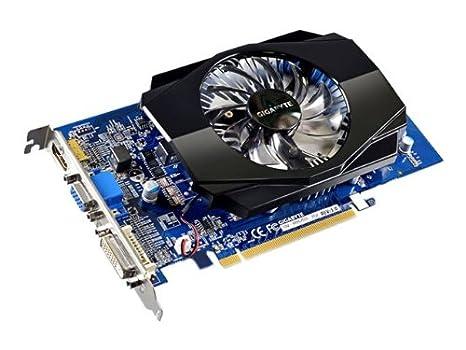 Gigabyte GV-R557D3-2GI - Tarjeta gráfica (AMD Radeon HD 5570 ...