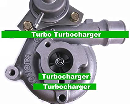 GOWE turbo turbocompresor para CT12 17201 – 70010 17201 70010 1720170010 Turbo turbocompresor para Toyota soara