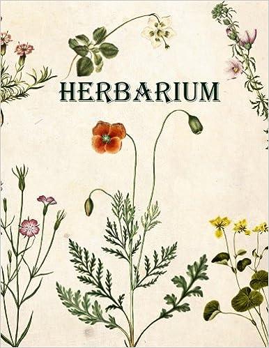 Herbarium Herbarium Von Deutschland Amazonde Herbarium Florae