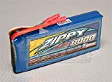 HobbyKing ZIPPY Flightmax 8000mAh 3S1P 30C Lipo Pack / Capacity: 8000mAh / Voltage: 3S1P / 3 Cell / 11.1v / Discharge: 30C Constant / 40C Burst / Weight: 644g (including wire, plug & case)