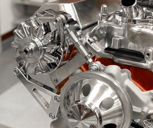 Speedmaster PCE232.1004 Aluminum Alternator Bracket Kit