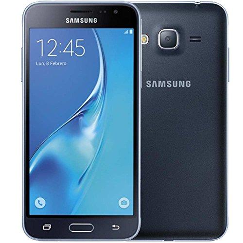 Samsung Galaxy J3 SM-J320F (2016) 8GB 4G - smartphones (Single SIM,  Android, MicroSIM, GSM, UMTS, WCDMA, LTE),Black