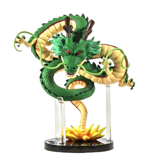 Banpresto Dragon Ball Z Mega World collectible WCF Shenron Figure, 6-Inch