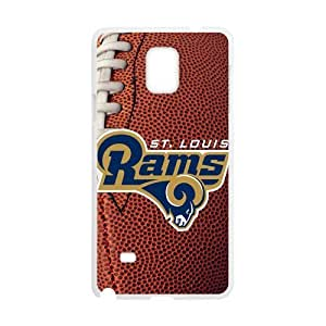 NFL of St. Louis Rams Custom Case for SamSung Galaxy Note4?
