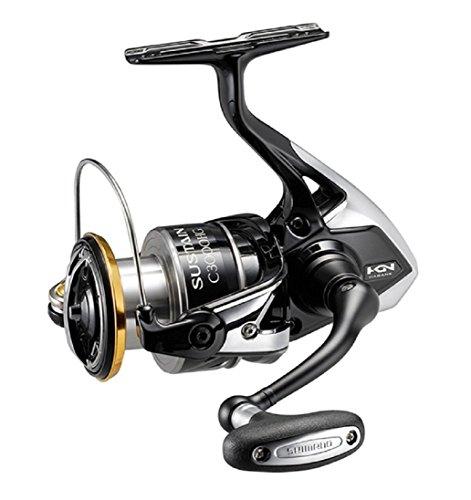 Shimano Sustain FI SAC5000XGFI Spinning Fishing Reel, Gear Ratio: 6.2:1