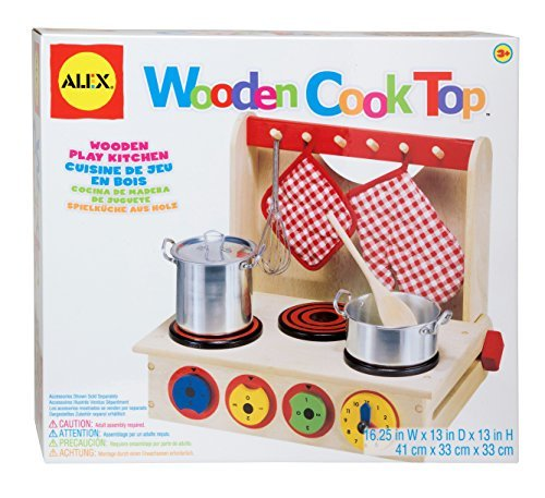 ALEX Toys Wooden Cook Top by ALEX Toys (Alex Toys Wooden Cook Top compare prices)