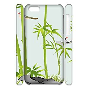 Bamboo DIY 3D Cover Case for iphone 4s,personalized phone case ygtg-335694