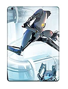 Series Skin Case Cover For Ipad Air(2011 Portal 2 Game)
