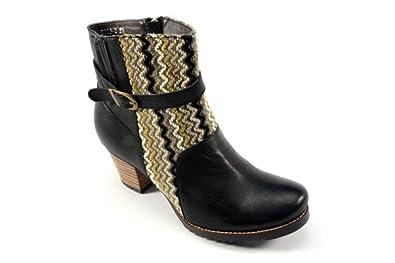 Womens Elite Marta Low Boots