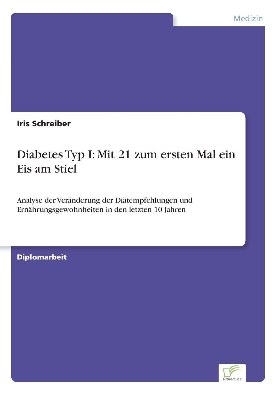 diabetes typ 1 intensivierte therapie