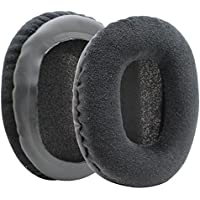 Poyatu Velour Earpads for Sony MDR-7506, MDR-V6, MDR-CD900ST Headphones Replacement Ear pads Cushions (Velour)
