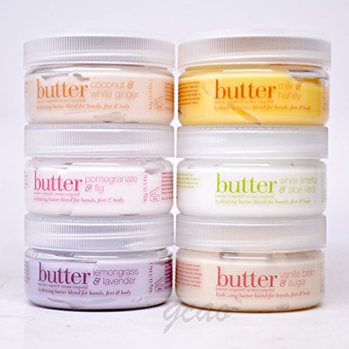 - Cuccio Butter Blend For Hands, Feet & Body Set Of 6 pcs 1.5 oz