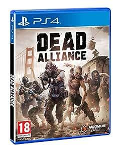 Dead Alliance by Maximum Games, Region 2 - PlayStation 2