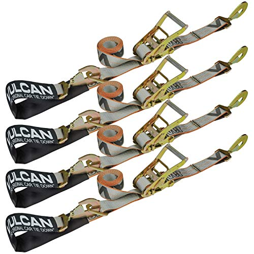 VULCAN 1-Ply Flexible Axle
