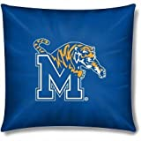 The Northwest Company NCAA Memphis Tigers Official 15'' Toss Pillow