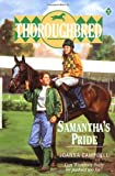 Front cover for the book Samantha's Pride by Joanna Campbell