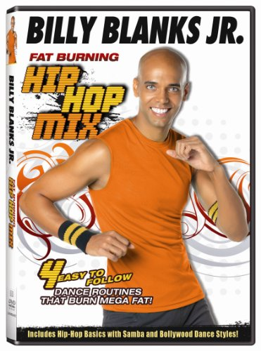 Billy Blanks Jr    Fat Burning Hip Hop Mix  Dvd
