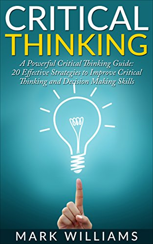 Critical Thinking  Enhancing Judgment and Decision Making   HRDQ U