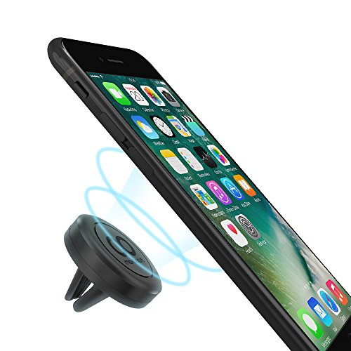 2Pack-Maxboost-Universal-Air-Vent-Magnetic-Car-Mount-Holder-For-Cell-Phone-iPhone-Smartphone-Samsung-Galaxy-Phone-Google-Pixel-Nexus-GPS-Mini-Tablet-Compatible-with-protective-case