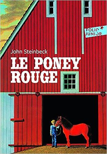 John Steinbeck - Le poney rouge sur Bookys