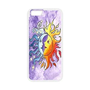 Sun and Moon DIY Hard Case Iphone 5/5S