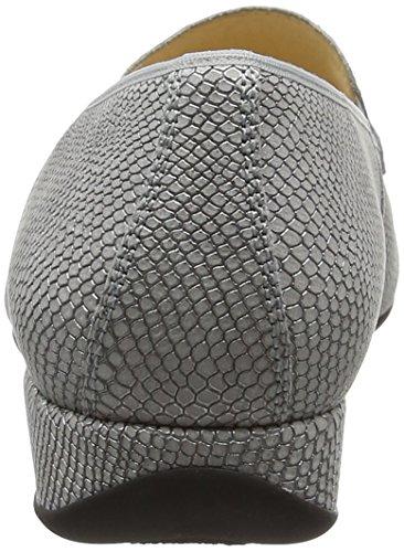 HassiaPetra, Weite G - Mocasines Mujer Beige - Beige (6800 stone)
