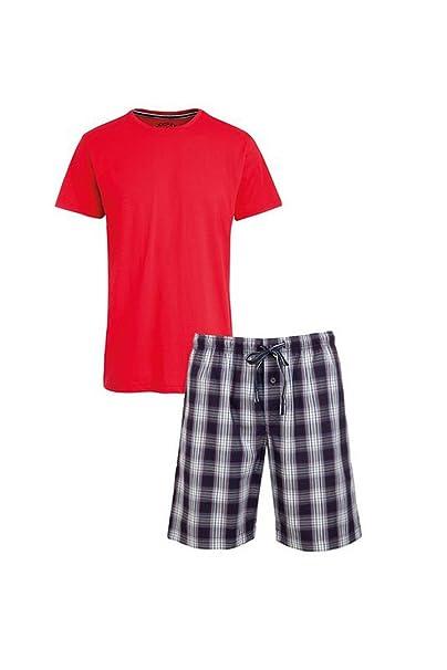 Jockey - Pijama - para hombre rojo Small