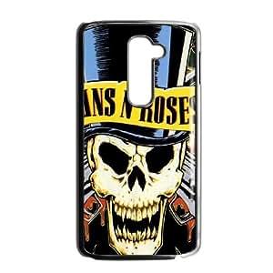 Guns-N-Roses LG G2 Cell Phone Case Black L4027563
