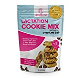 Delicious Blessed Thistle Supplement Lactation Boosting Cookie Mix – Why Simply Breastmilk Supplement When You Can Indulge in Yummy Breast Milk Supply Increase Supporting Cookies for Nursing Mothers