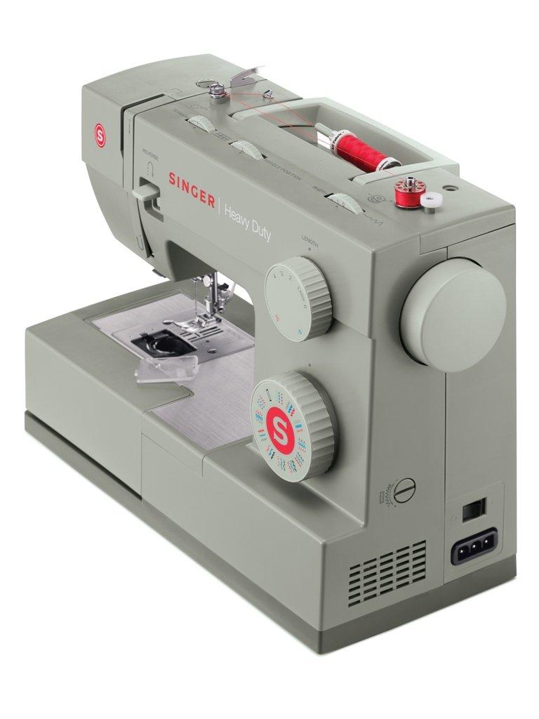 Singer 5532 Heavy Duty Extra-High Velocidad portátil máquina de Coser de Costura con Metal Marco y Calidad. Acero Inoxidable: Amazon.es: Juguetes y juegos