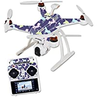 Skin For Blade Chroma Quadcopter – Unicorn Dream | MightySkins Protective, Durable, and Unique Vinyl Decal wrap cover | Easy To Apply, Remove, and Change Styles | Made in the USA
