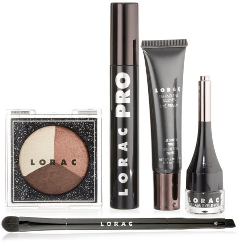 Cosmétiques Lorac Close Up Real Life Red Carpet Pro Tutorial des yeux, 1,29 once