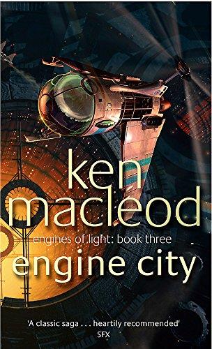 Engine City: Engines of Light Book 3 - Iii City Engine