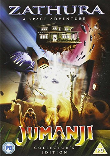 Jumanji / Zathura - A Space Adventure [DVD] [2006], used for sale  Delivered anywhere in USA