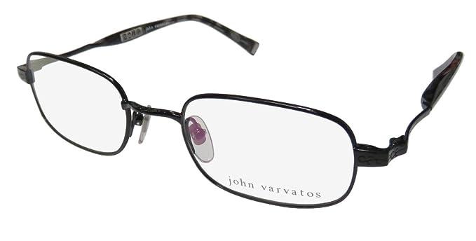 834845a8a1 John Varvatos V140 Mens Designer Full-rim Stunning Hip Eyeglasses Glasses  (50-