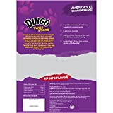 Dingo Twist Sticks 50 Count, Rawhide for Dogs, Made with Real Chicken