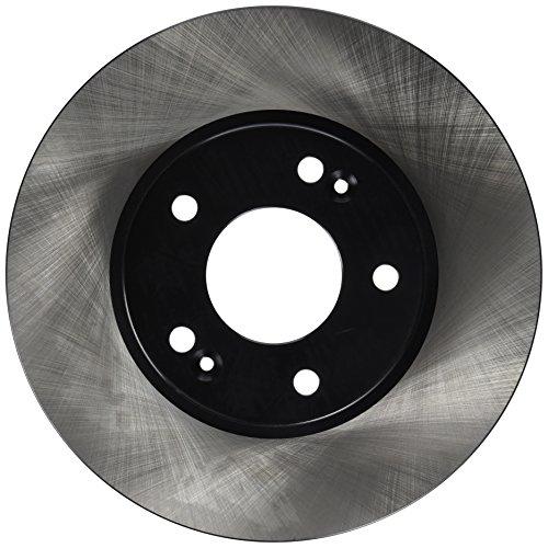 Centric Brake Disc - Centric 120.51044 Disc Brake Rotor