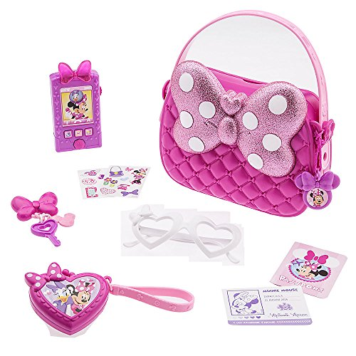 (Disney Minnie Mouse Happy Helpers Purse Set )