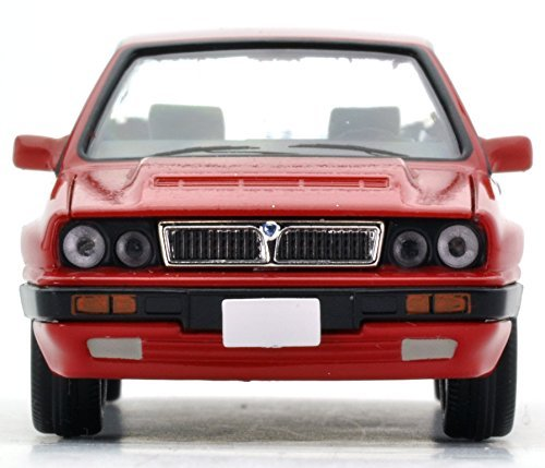 Amazon.com: Tomica Limited Vintage Neo 1/64 LV-N130a Lancia Delta Integrale 16V (red) finished product: Toys & Games