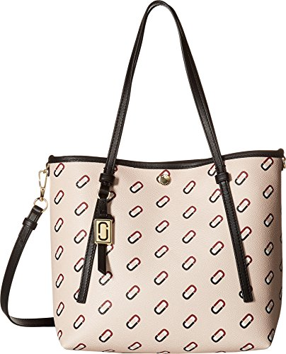 Marc Jacobs Women's Always Full Small Tote, Rose Multi, One Size - Marc Jacobs White Bag