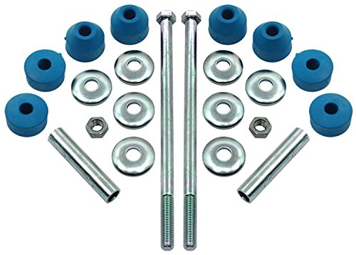 (ACDelco 45G0013 Professional Suspension Stabilizer Bar Link Kit with Hardware)