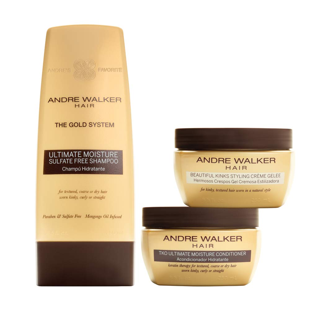 Andre Walker Hair Mojave Gold System by Andre Walker Hair