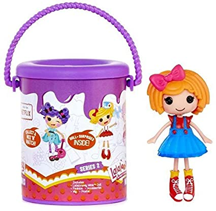 Amazoncom Lalaloopsy Mini Surprise Mystery Paint Can Series 2