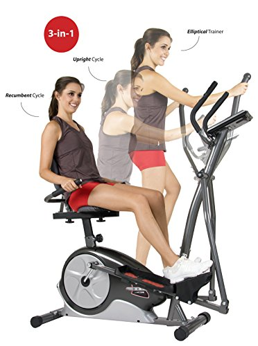 Body Flex Sports Body Champ 3 in 1 Trio Trainer BRT3858