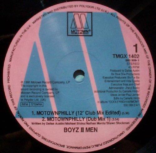 Motown Philly [Analog]                                                                                                                                                                                                                                                    <span class=