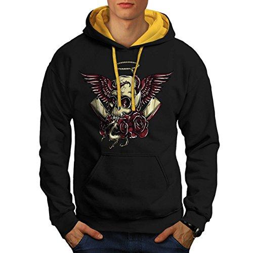 skull-curse-blades-devil-lair-men-s-contrast-hoodie-wellcoda