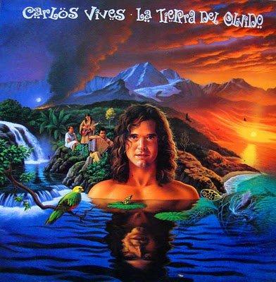 La Tierra del Olvido by EMI LATIN
