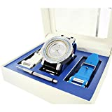 Ice King Watch Gift Set With Spring Bar Tool And Two Silicone Straps